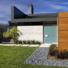 Luxury Mid Century Modern Landscape Design Ideas