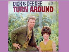 Dick & Dee Dee - the Turn Around album - 4 songs