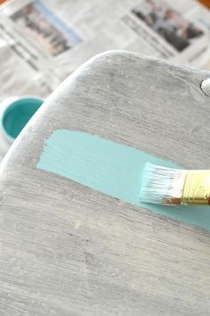 Learn how to properly paint furniture like a professional with a beautiful finish and results you'll love.