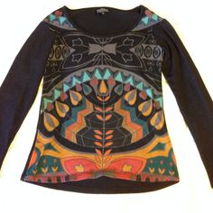 Beautiful Angie Longsleeve size M Beautiful Angie Longsleeve! Love, love this shirt, super comfortable, great condition. Sad to sell but I usually just wear tank tops and sweaters as the temp fluctuates too much where I live. Angie Tops Tees - Long Sleeve