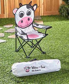 ผลการค้นหารูปภาพสำหรับ cow Camping Chairs Folding Camping Chairs, Big Mountain, Lakeside Collection, Outdoor Chairs, Outdoor Decor, Animal Faces, Picnics, Kid Names, Fingers
