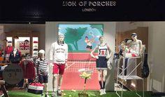 LION OF PORCHES abre loja no Centro Vasco da Gama