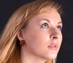 soutache earring www.martazare.pl