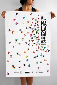 festival malaga #poster