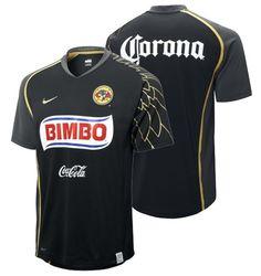 Club América 2007-2008 tercer uniforme