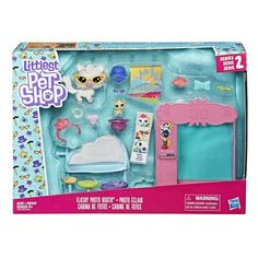 Littlest Pet Shop Flashy Photo Booth Image 2 of 8 Lps Littlest Pet Shop, Little Pet Shop Toys, Little Pets, Lps Toys, Doll Toys, Lps Playsets, Barbie Doll Accessories, Disney Colors, Disney Coloring Pages
