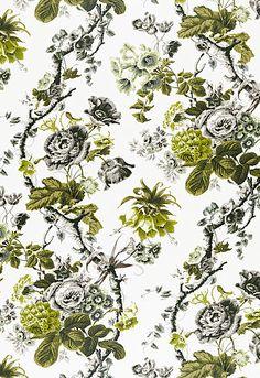 Elizabeth Schumacher Fabric