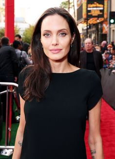 Angelina Jolie Was D