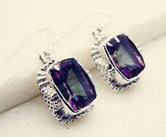 #springtime #jw #휴식 #jualpermata #weheartit #giftidea #dropearring #earring #silver #gemstone #quartz #mystic #handmade #gems #jewelry #riyo #cincinmurah #beryl #jewelrymaking