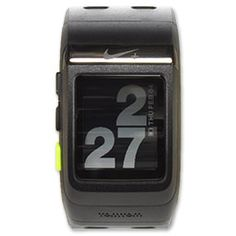 Nike SportWatch + GPS I absolutely love mine! I swear it's the only reason i go running somedays.