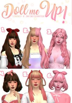 SIMANDY and INFINITERAPTOR attack again~♥We've been working on this collab for like a month (or two? Sims 4 Body Mods, Los Sims 4 Mods, Sims 4 Game Mods, Sims 4 Mm Cc, Sims Four, Sims 4 Mods Clothes, Sims 4 Clothing, The Sims 4 Packs, Pelo Sims