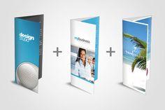 Tri Fold Brochure Bu