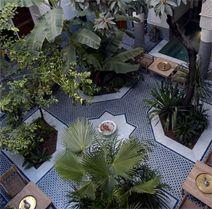 patio oudayas riad fez