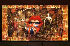 バーニーズ ニューヨーク銀座店 2012年12月 ショーウインドー1