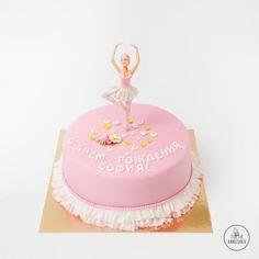 Торт «Балерина» Cake Birthday, Happy Birthday, Balerina, Grandkids, Theater, Pasta, Ballet, Dance, Desserts