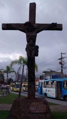 Cristo Crucificado/ Terminal Bonsucesso- Guarulhos /BR 04/2017