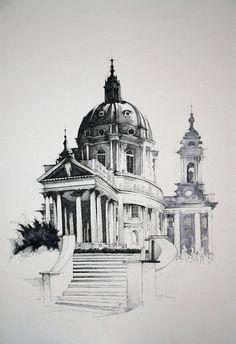 Torino, Basilica di suprega