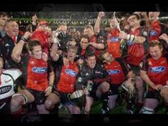Super Rugby - Crusaders Theme Song (FULL) - YouTube