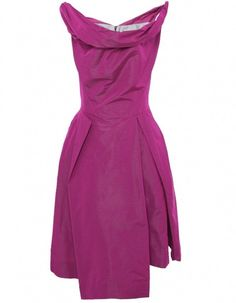Pink Better Knot Dress - Westwood Anglomania