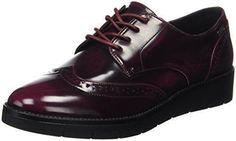Oferta: 35.9€ Dto: -8%. Comprar Ofertas de MTNG Collection, Zapatos de Cordones Oxford Para Mujer, Rojo (Cordobano Burdeos), 37 EU barato. ¡Mira las ofertas!