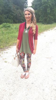 $12 leggings from The Paisley Rooster