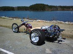 volkswagen trike 3 by mcraked, via Flickr