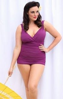 The farrah swimsuits clever ruching accentuates the curves you want to show off as well as covering the ones you dont