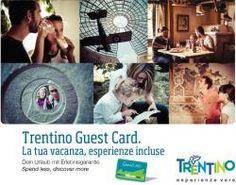 Le vacanze in Trentino diventano ancora più smart! La Trentino Guest card permette vivere con spensieratezza tutte le esperienze nella tua vacanza in montagna! read more: www.charmehoteltrentino.it  #charmehoteltrentino #trentino #charme #instatrentino #vacanza #vacanzatrentino #trentinoguestcard #guest #espereinze #trentinoexperience #gratis