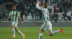 #SPOR 10 dakikada teslim oldular: Spor Toto Süper Lig'de 26.hafta karşılaşmasında Konyaspor, Bursaspor'u 2-0 yenmesini bildi.