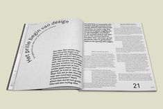 Dark Side of Typography Editorial Layout, Editorial Design, Take Money, Page Layout, Layouts, Poster Layout, Catalog Design, Little Designs, Letterhead