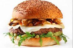 Recette en vidéo | Burger veggie haricots mozza