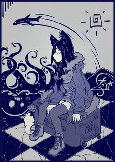Waiting room by Kate-FoX on deviantART