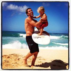 :-)         (#surfing #surfing babies)