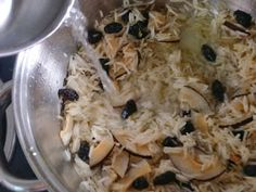 Veg Indian Cooking: Sindhi Tahiri Easy Sesame Chicken, Oatmeal, Rice, Indian, Cooking, Breakfast, Recipes, Food, The Oatmeal
