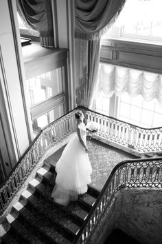 Indianapolis Wedding Photographers Ivan & Louise / Omni Severin Hotel Wedding