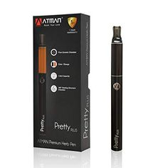 ATMAN Pretty Plus Vaporizer Pen Verdampfer für Kräuter Vaporizer für trockene Kräuter Portabler Verdampfer,1.8ml Keramikkammer und 360 Grad Heizung Nein Nikotin 360 Grad, Coffee Maker, Kitchen Appliances, Diy Kitchen Appliances, Home Appliances, Drip Coffee Maker, Appliances, Coffeemaker, Kitchen Gadgets