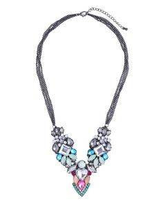 The What A Gem Necklace by JewelMint.com, $29.99