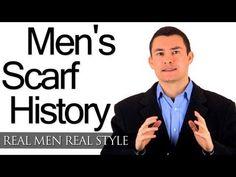 Men's Scarf History