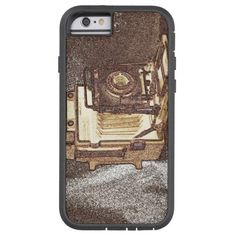 Vintage Press Camera Tough Xtreme iPhone 6 Case