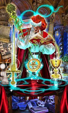 Gli Arcani Supremi (Vox clamantis in deserto - Gothian): Gli Oracoli Caldaici