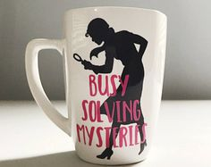 Check out our nancy drew selection for the very best in unique or custom, handmade pieces from our shops. Nancy Drew Games, Murder Most Foul, Aip Diet, Book Lovers Gifts, Book Nerd, Book Worms, Project Ideas, Gift Guide, Nerdy