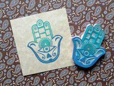 Hamsa stamp by sugarskull7, via Flickr