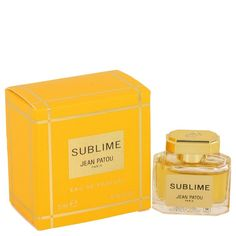 New #Fragrance #Perfume #Scent on #Sale  SUBLIME by Jean Patou .13 oz Mini EDP - Launched by the design house of Jean Patou in 1993, SUBLIME is classified as a refined, oriental, floral fragrance. This feminine scent possesses a blend of flowers, musk and vanilla combined to create an elegant, sophisticated scent. It is recommended for evening wear.. Buy now at http://www.yourhotperfume.com/sublime-by-jean-patou-13-oz-mini-edp.html