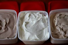 homeade ice cream without a ice cream maker