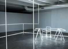 Bentley Light installation at Design Miami 2014 by Massimo Uberti installation exhibition