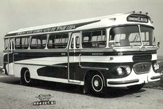 EMPRESA AUTO ÔNIBUS ALTO DO PARI (FOTO DE 1961)