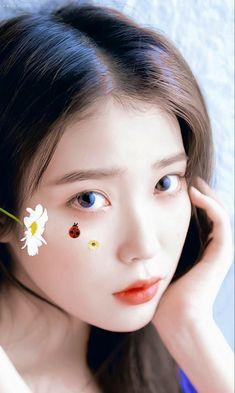 Girl Photo Poses, Girl Photos, Lee Min Ho Kiss, Iu Hair, Han Hyo Joo, Real Model, Model Face, Iu Fashion, Ulzzang Girl