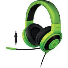 Razer Kraken Pro 2015 Green  I really like these, probably expensive, though.