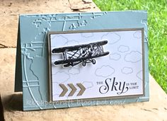 Sky's the Limit by lincoln4460 - Cards and Paper Crafts at Splitcoaststampers