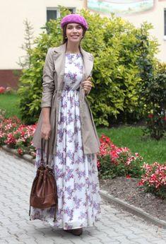 Целомудренная мода, наряды дизайнера Катерины Дороховой. Pure Fashion. Katerina Dorokhova.